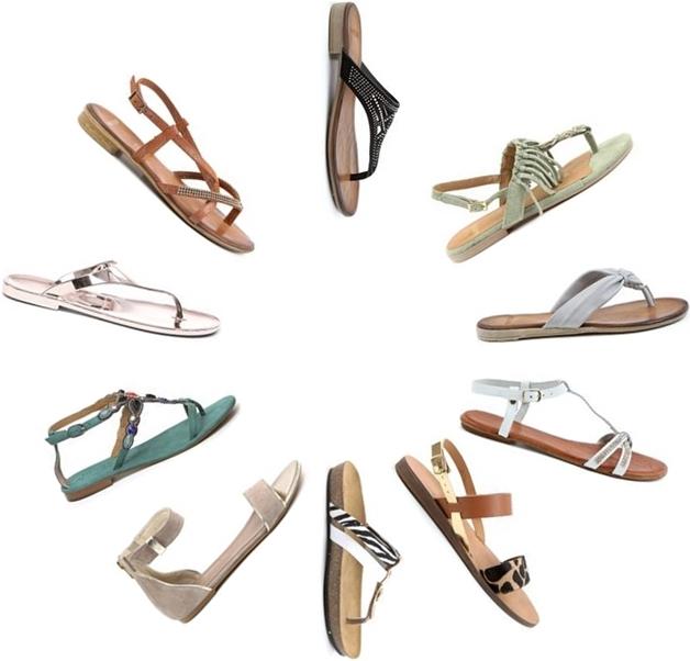 manfield sandalen slippers - How to   Summer Feet + leuke sandaaltjes tips
