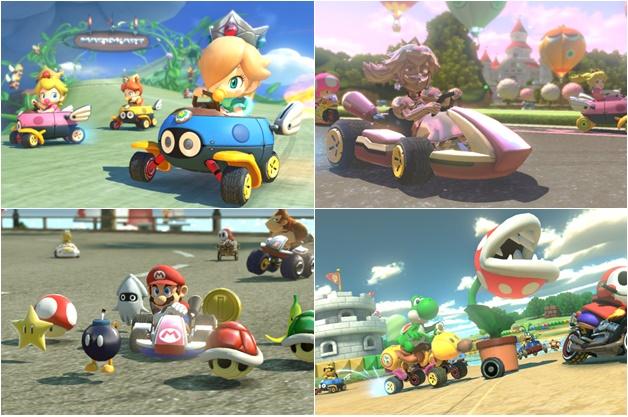 Nintendo Wii u Mario Kart 8 review