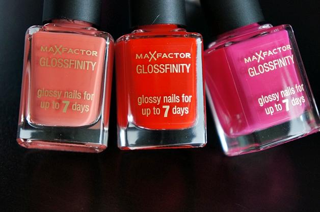 Max Factor Glossfinity nagellak