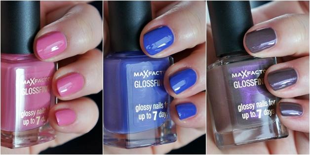 max factor glossfinity 5 - Max Factor Glossfinity nagellak