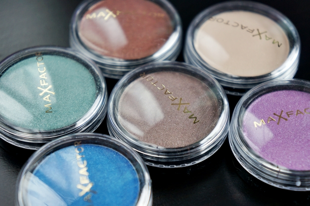 max factor nieuws juli 2013 5 - Max Factor shadow pots, shadow pencils & clump defy mascara