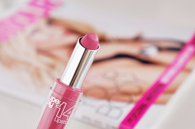 maybelline superstay 14 hr lipstick neverending pink 1 - Maybelline superstay 14hr lipstick   Neverending Pink