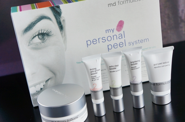 md formulations my personal peel system 2 - MD Formulations | My personal peel system