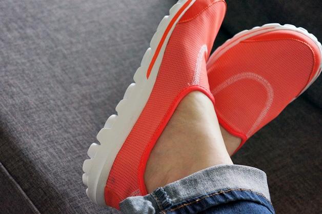 miss etam skechers mei 2014 5 - Plussize outfit | A touch of neon