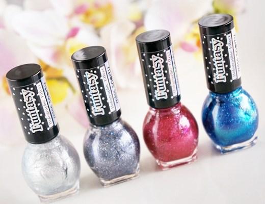miss sporty funtasy holographic nail polish 1 - Miss Sporty funtasy holographic nail polish