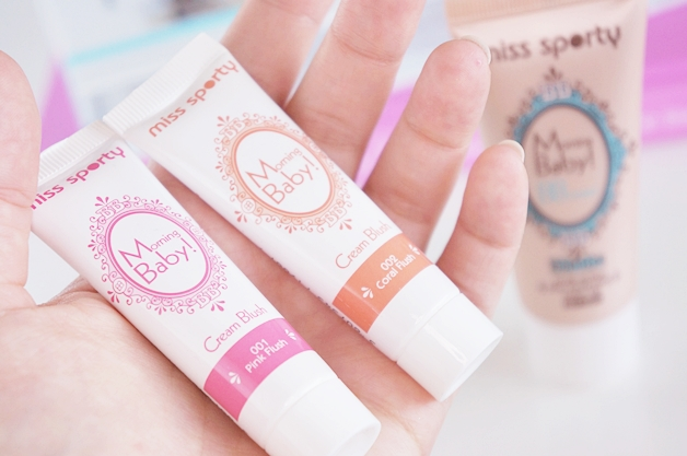 miss sporty morning baby bb cream matte bb cream blush 4 - Miss Sporty | Morning Baby BB cream matte & BB cream blush