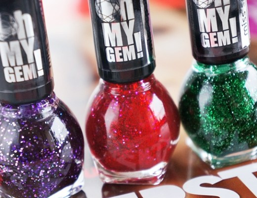 miss sporty oh my gem 1 - Miss Sporty | Oh My Gem! nagellak