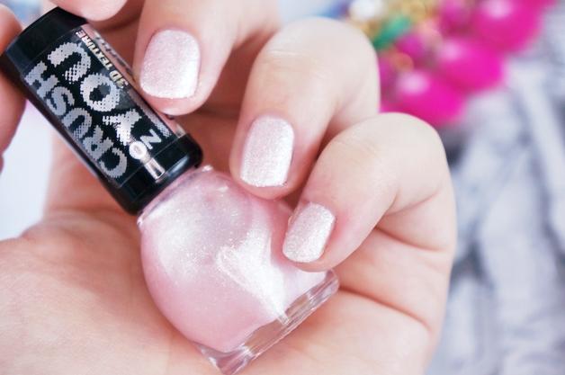 miss sporty peel off base coat crush on you nail polish 5 - Miss Sporty peel off base coat & crush on you nail polish