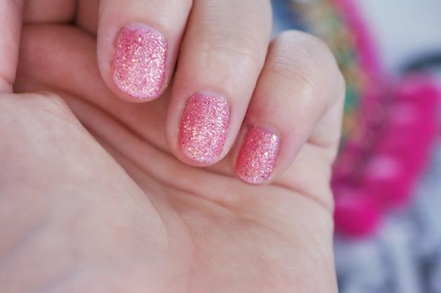 miss sporty peel off base coat crush on you nail polish 7 - Miss Sporty peel off base coat & crush on you nail polish
