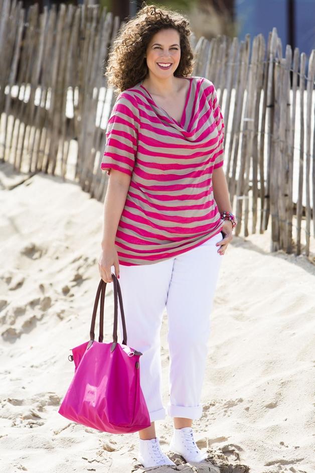 missetam2012juni2 - Plus Size | Be inspired by... Miss Etam summer!