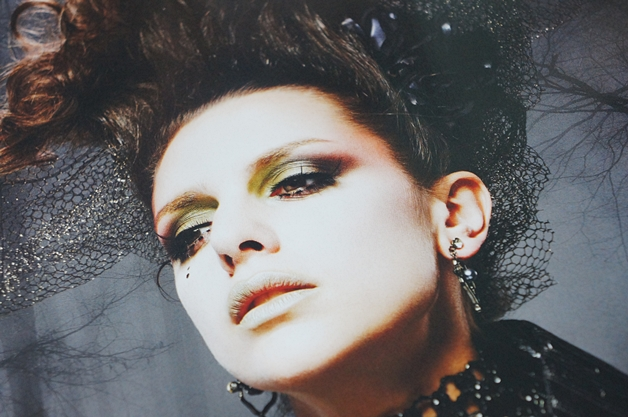 Make Up Store   Magazine #18 the arty issue 2012