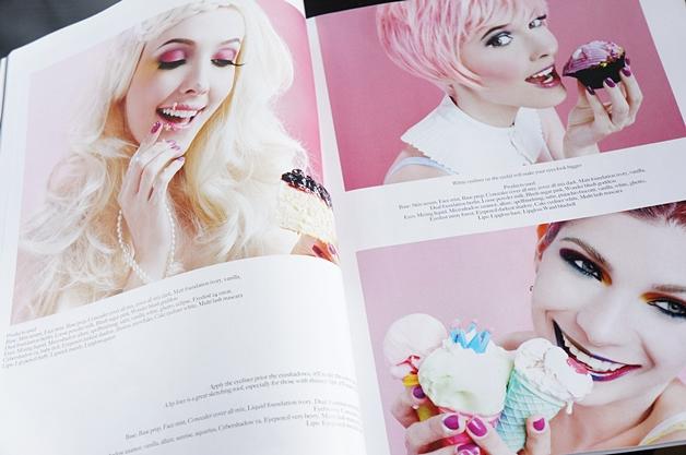 mus18magazine4 - Make Up Store | Magazine #18 the arty issue 2012