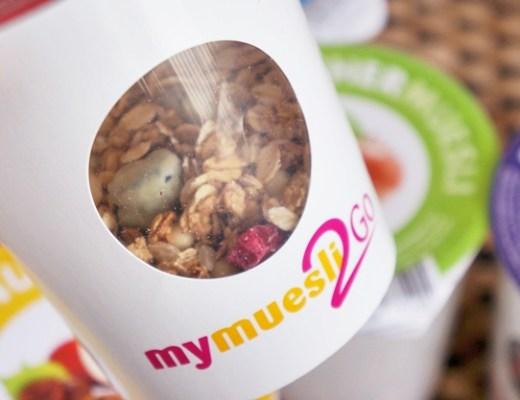 my muesli 2 go 2 - Instacookin' | AH tapas, Kettle Chips & mymuesli (+win!)
