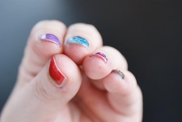 Nagelstickers | Nail Rock, Sephora, HEMA & Sylvie Nails