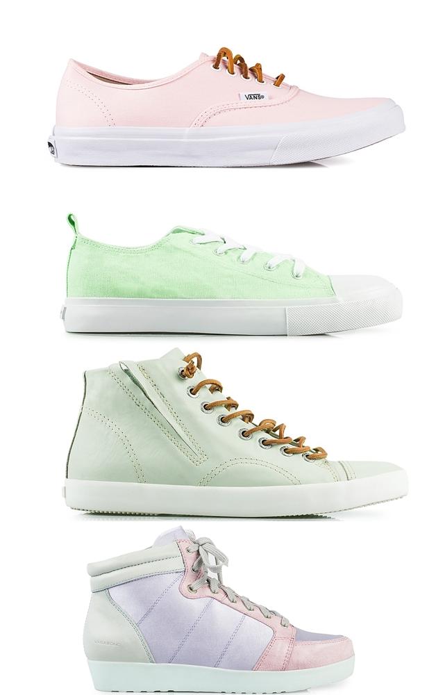 nelly1 - Inspiratie | Pastelkleurige sneakers