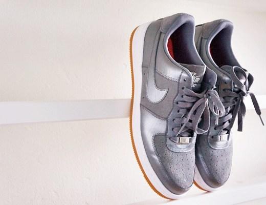 Nike air force ultra grey