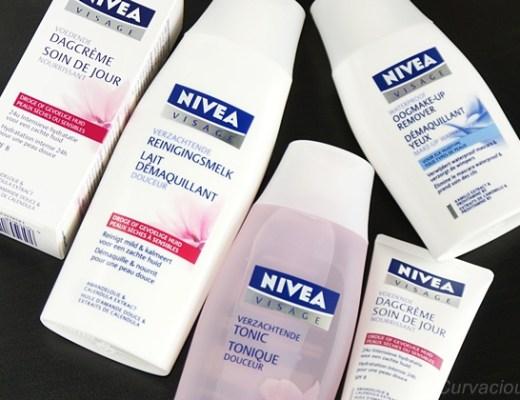 niveaessentialsadvertorial1 - Een schone en verzorgde huid met Nivea + filmpje!