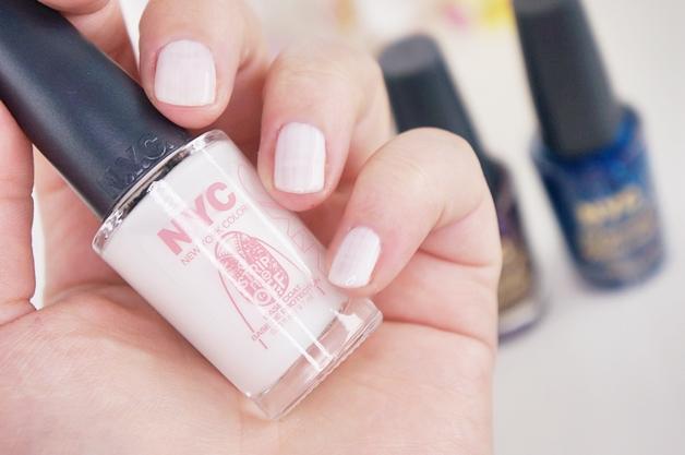 nyc strip me off base coat crystal couture nail polish 2 - NYC strip me off base coat & crystal couture nail polish