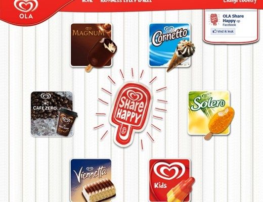 olawinactie - Win jij 50 OLA ijsjes voor jouw zomerfeest?