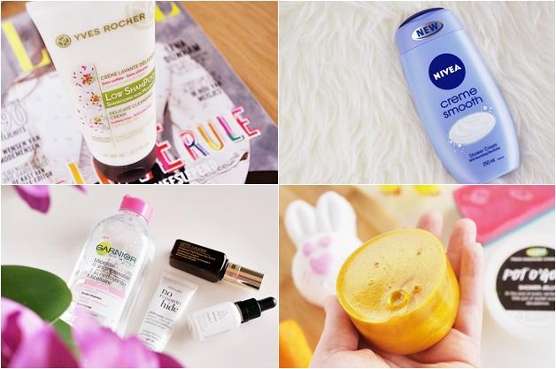 opgemaakte beautyproducten