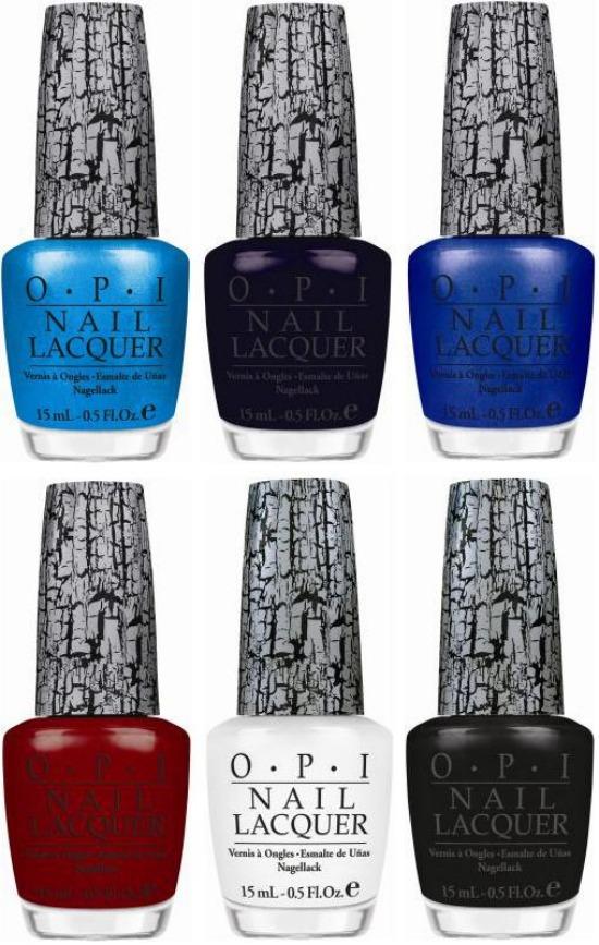opishatter1 - OPI Shatter coats & Glam Slam collection