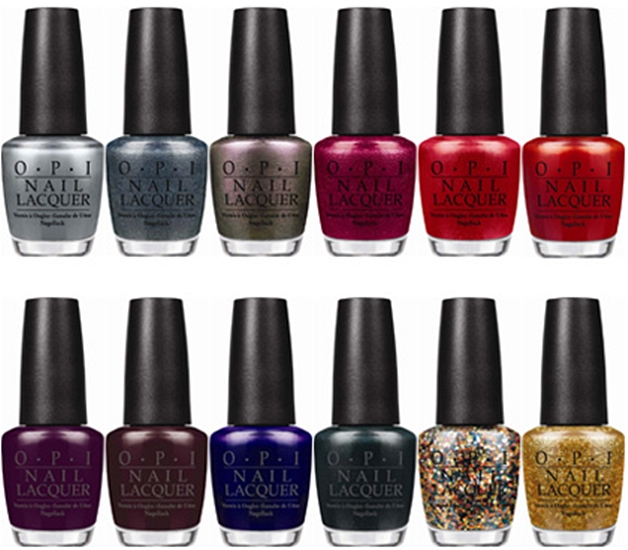 opiskyfall - Newsflash! | OPI Skyfall collectie & gouden topcoat