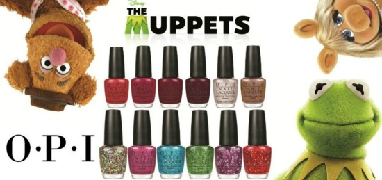 opithemuppets - OPI | The Muppets collectie