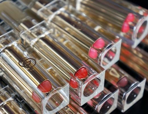 oriflame giordani gold voluptuous lipstick 2 - Duo review | Oriflame Giordani Gold voluptuous lipsticks