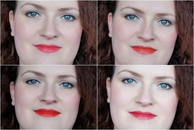 oriflame giordani gold voluptuous lipstick 8 - Duo review | Oriflame Giordani Gold voluptuous lipsticks