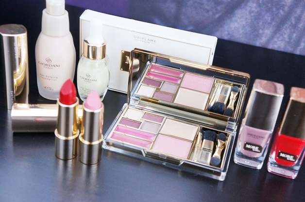 oriflame more by demi giordani 1 - Oriflame | Giordani Gold & More by Demi make-up