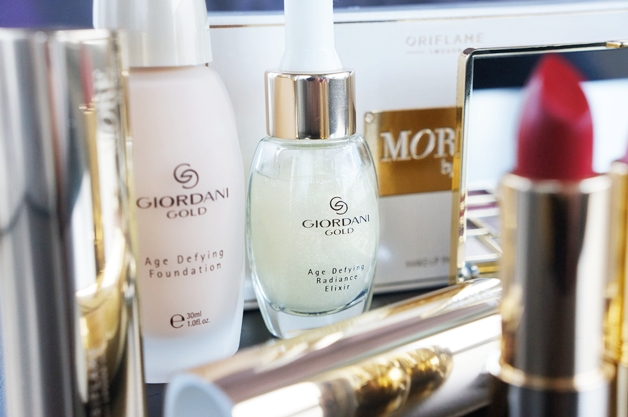 oriflame more by demi giordani 2 - Oriflame | Giordani Gold & More by Demi make-up