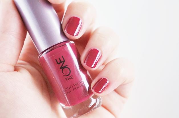 oriflame the one long wear nail polish 13 - Oriflame   Long wear nail polish collectie