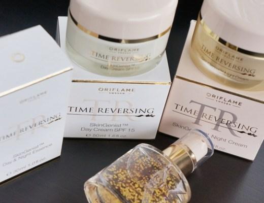 oriflameskingenist1 - Newsflash! | Oriflame introduceert Time Reversing SkinGenist lijn