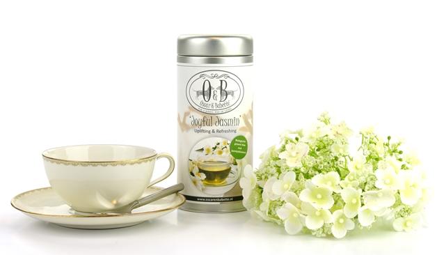 Oscar & Babette | Joyful Tea Wellness theemelanges