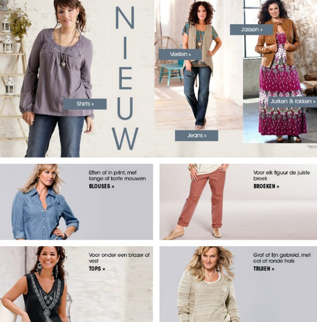 ottojanuari - Plus Size | Online shops uit Nederland