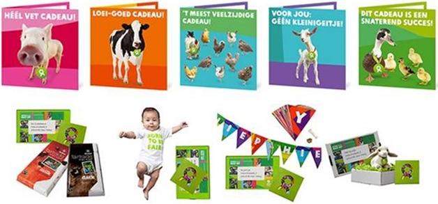 oxfam novib advertorial - Geef een geit als kerstcadeau!
