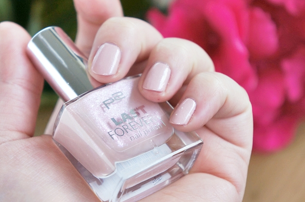 p2 last forever nail polish 017 cosy home 3 - P2 last forever nail polish | 017 Cosy Home
