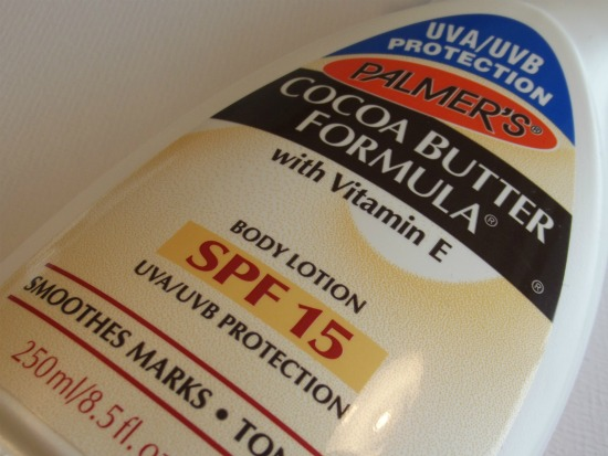 Palmer's Cocoa Butter Formula SPF15