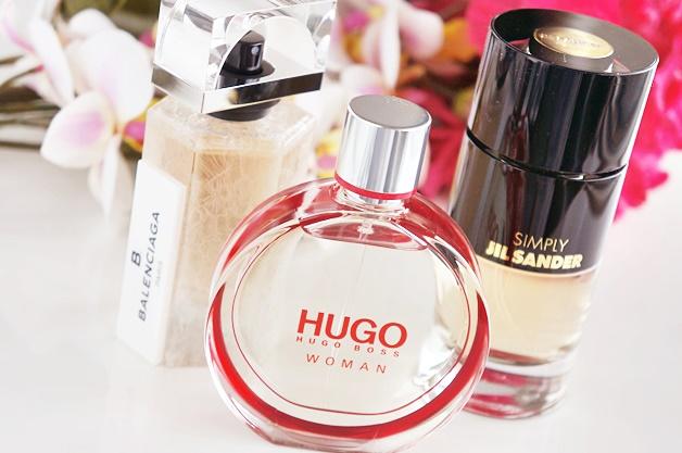 parfumnieuws maart - Parfumnieuws | Balenciaga, Hugo Boss & Jil Sander