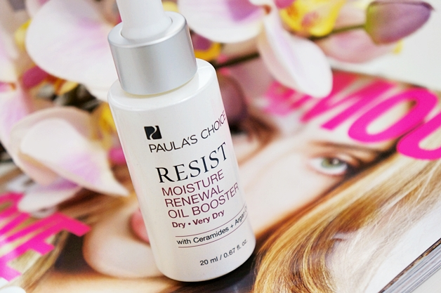 paulas choice resist moisture renewal oil booster 1 - Winter must have | Paula's Choice oil booster