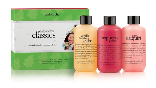 philosophy classics - Philosophy merry & bright kerstcollectie 2014