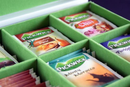 pickwicktheedoos5 - Pickwick | Nieuwe smaken Delicious Spices thee & cupcake recepten