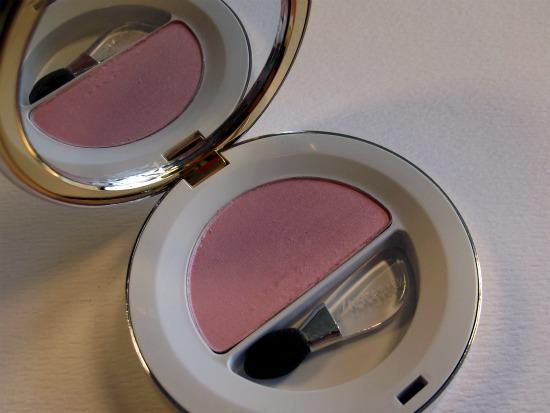 pinkladymakeupjuli4 - Lancaster mono eyeshadow Rose & Eveline Cosmetics gigantic volume turbo mascara
