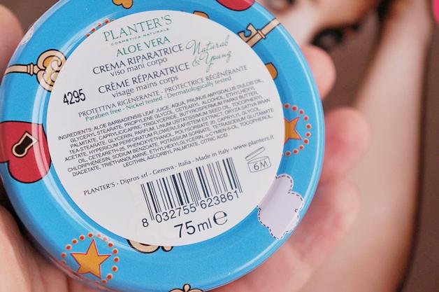 planters repairing cream 21 - Winter must have | Planter's repairing cream