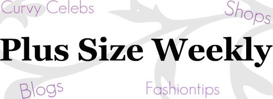 plussizeweeklybanner - Plus Size Weekly #1
