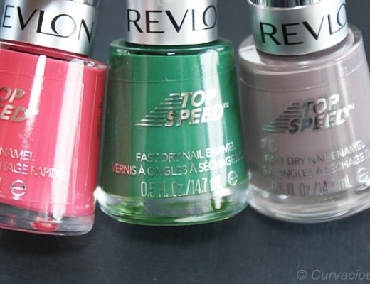 revlon2012zomerlakken2 - Revlon limited edition Top Speed Nail Enamel   Stormy, Guava & Emerald