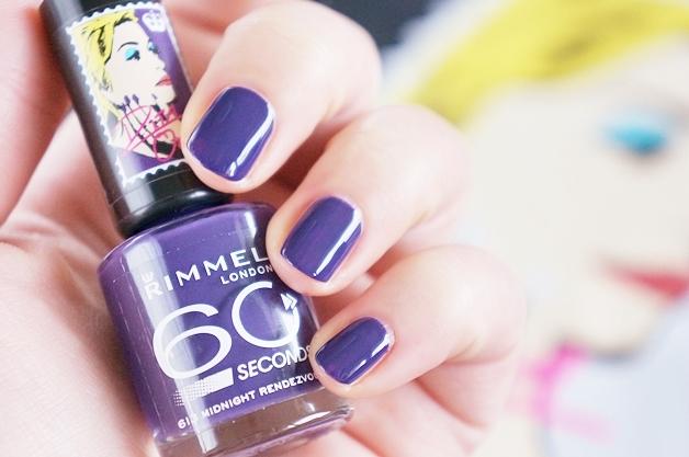 rimmel london rita ora 60 seconds nail polish 11 - Rimmel London x Rita Ora 60 seconds nail polish