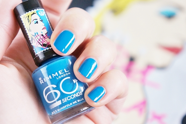 rimmel london rita ora 60 seconds nail polish 13 - Rimmel London x Rita Ora 60 seconds nail polish