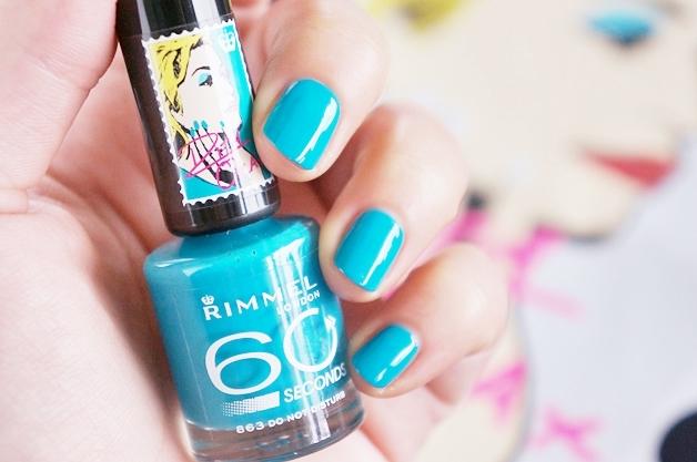 rimmel london rita ora 60 seconds nail polish 16 - Rimmel London x Rita Ora 60 seconds nail polish