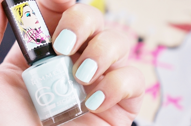 rimmel london rita ora 60 seconds nail polish 17 - Rimmel London x Rita Ora 60 seconds nail polish